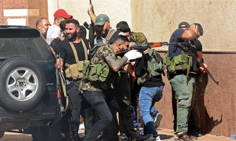 Massacre em Beirute traz à memória guerra civil