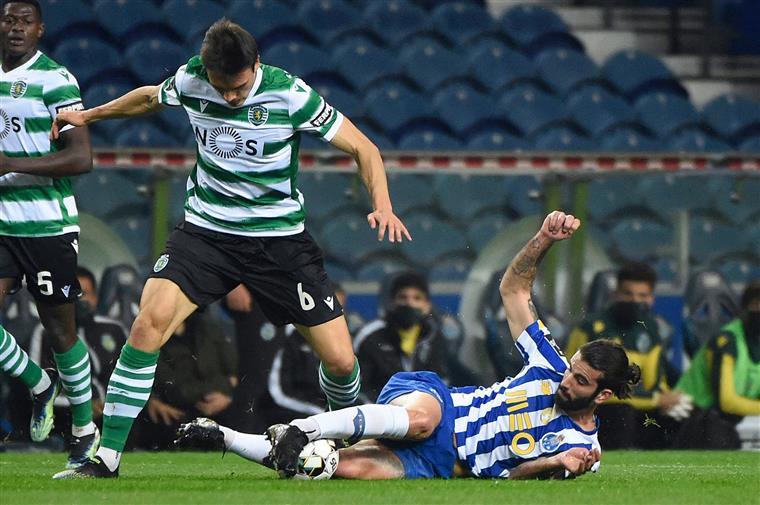 Classico Entre Fc Porto E Sporting No Dragao Termina Sem Golos