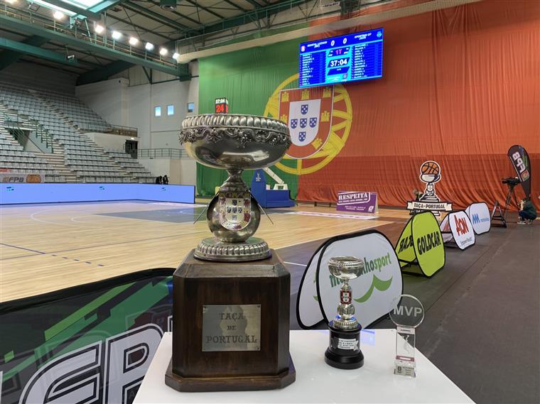 Sporting sagra-se bicampeão da Taça de Portugal de basquetebol