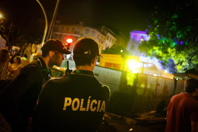 PSP deteve, em menos de 12 horas, dois homens e uma mulher por suspeita de furto em Lisboa