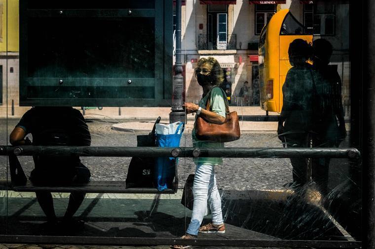 EM DIRETO | Portugal com 20 mortes e 3.396 novos contágios nas últimas 24 horas