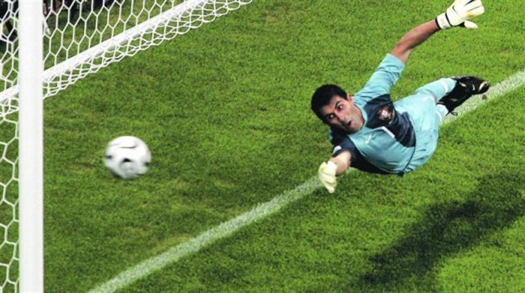 Euro2004  Ricardo tirou as luvas por instinto 262fee6bd4726