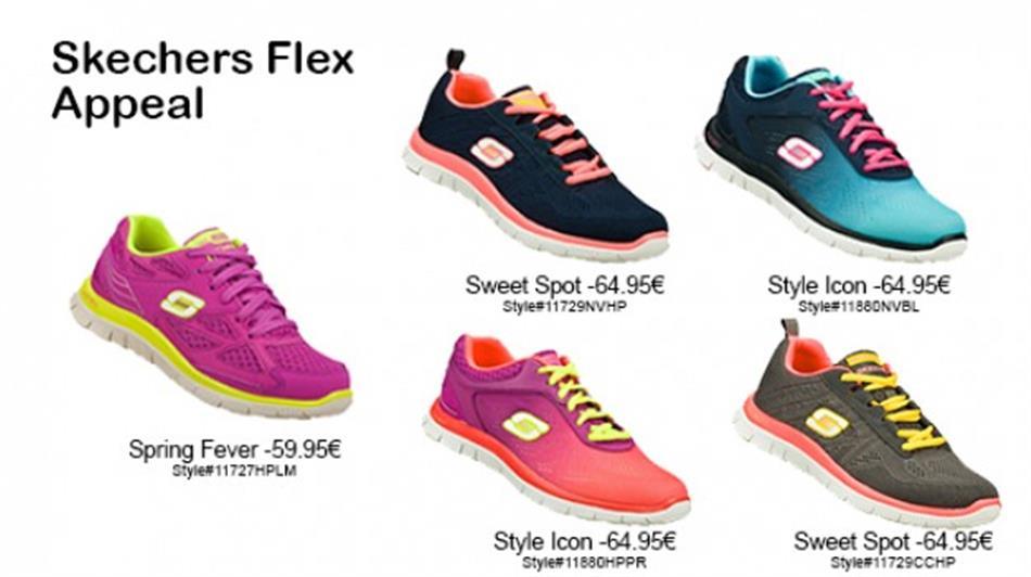0357a10380c Skechers Memory Foam chegam com estilo na Primavera